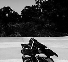 Park Benches by Noel Elliot