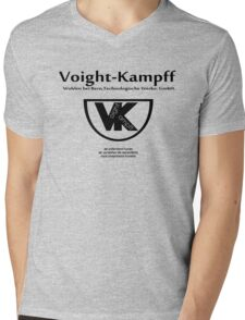 Voight Kampff - VK - Offworld Colonies Mens V-Neck T-Shirt