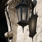 New York streetlight by Marta Grabska-Press