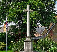 War Memorial, Bembridge by Rod Johnson
