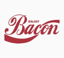 Enjoy Bacon by Ilovebubbles