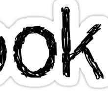 *Poke* (sticker) Sticker
