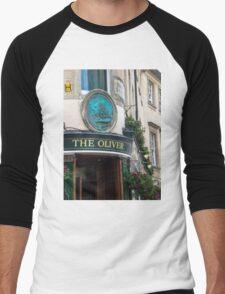 The Oliver Pub Men's Baseball ¾ T-Shirt