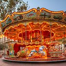La Belle Epoque Carousel by Robyn Carter