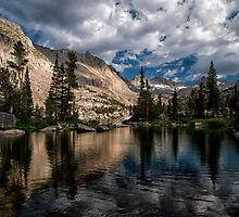 Blue Lake by Cat Connor