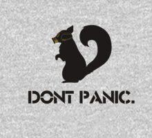 Don't panic by Ilovebubbles