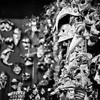 Venetian Masks by Andrew & Mariya  Rovenko