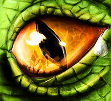 The Steam Dragons Eye by simonbreeze