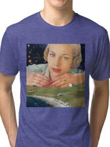 It's a small world Tri-blend T-Shirt