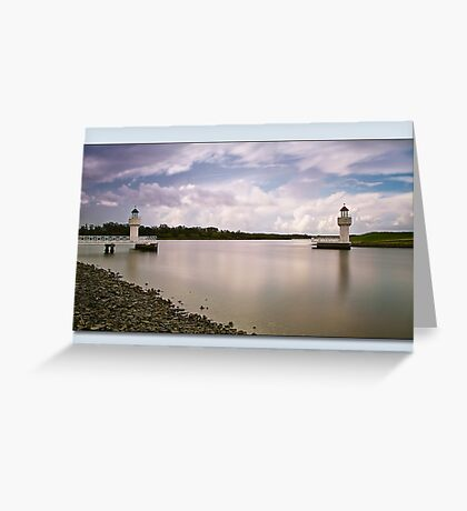 Port Macquarie 01 Greeting Card