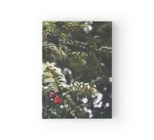 Yew Berries Hardcover Journal