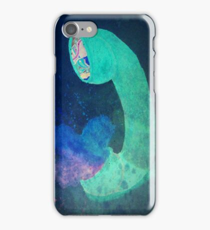 Inverted Exploding Phone iPhone Case/Skin