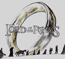 The Lord of The Rings by lauragr3