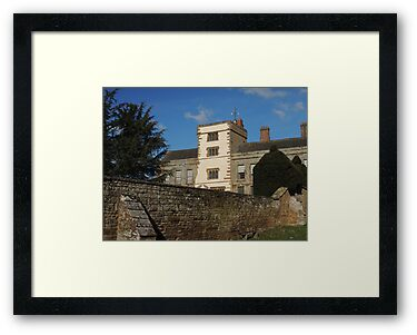 Canons Ashby: National Trust by CreativeEm