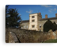 Canons Ashby Canvas Print