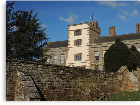 Canons Ashby by CreativeEm