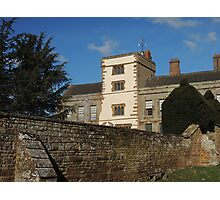 Canons Ashby Photographic Print