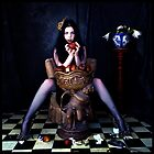 evil queen snow white by peter kelly