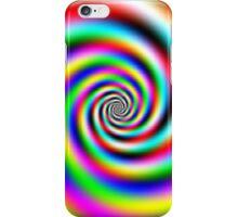 Spiral Illusion  iPhone Case/Skin