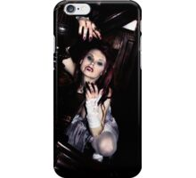 Vampire girl sexy iphone iPhone Case/Skin