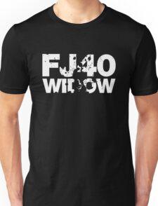 FJ40 Widow Bold Splat (W) Unisex T-Shirt