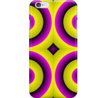Crazy Illusion iPhone Case/Skin