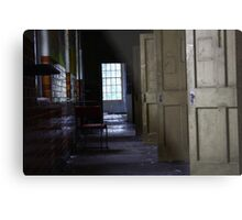 5 rooms one corridor Metal Print