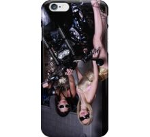 Harley Davidson girl 09 iPhone Case/Skin