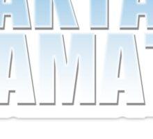 ETO AKTA GAMAT Sticker