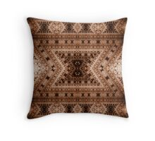 The Tapestry of Time I Throw Pillow