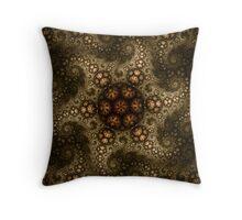 Dragon Nebula I Throw Pillow