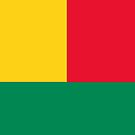 Benin Flag by pjwuebker