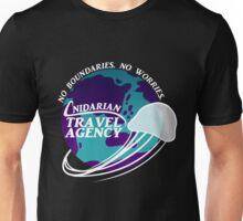 Cnidarian Travel Agency Unisex T-Shirt