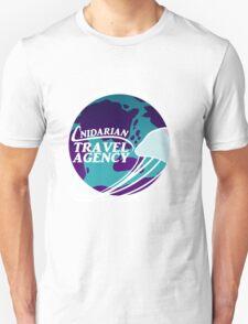 Cnidarian Travel Agency T-Shirt