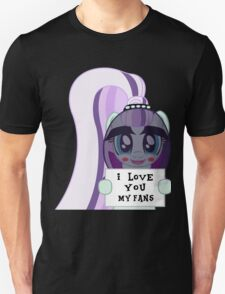 Countess Coloratura loves her fans Unisex T-Shirt