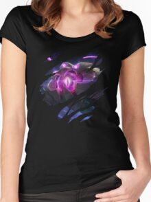 Vel'koz Women's Fitted Scoop T-Shirt