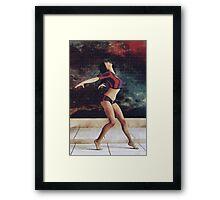 Urban Dancer Framed Print