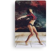 Urban Dancer Canvas Print