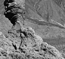 Mt Teide by Chris Cardwell