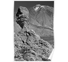 Mt Teide Poster