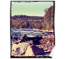 Michigan Upper Peninsula Poster