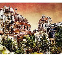 Thessaloniki Town Photographic Print
