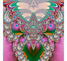 Spring Owl Photographic Print