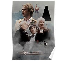 Doctor Who - The Five Doctors Poster