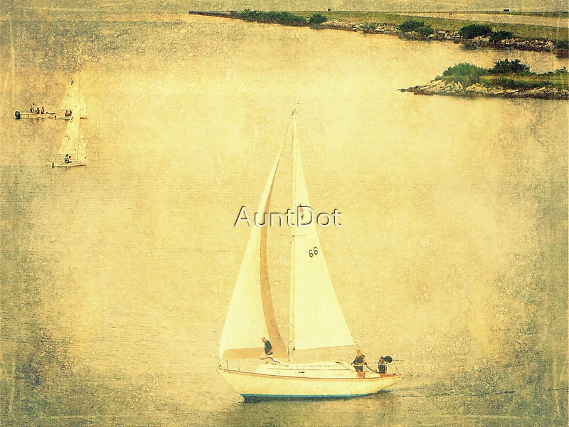 Lazy Day Sailing 2 by AuntDot