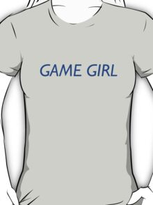 Game Girl T-Shirt