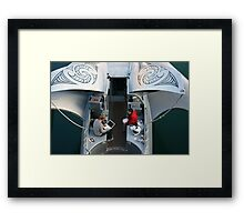 Earthrace2 Framed Print