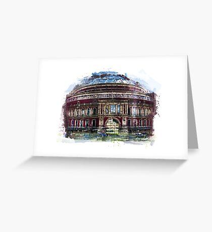 Royal Albert Hall - London Greeting Card