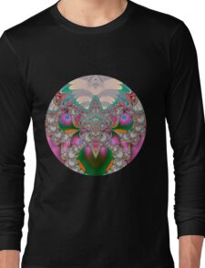 Spring Owl Long Sleeve T-Shirt