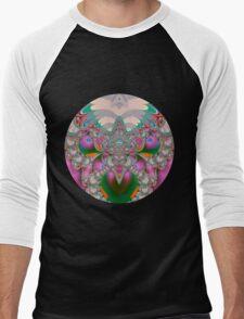 Spring Owl Men's Baseball ¾ T-Shirt